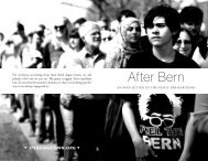 After Bern