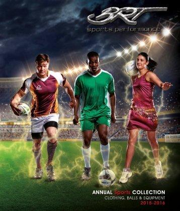 Barron's Sports Catalogue