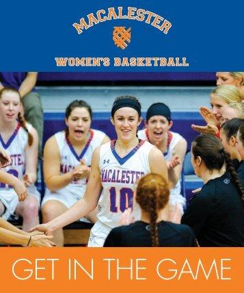 Women's Basketball Recruiting Guide 2016