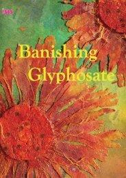 Banishing Glyphosate