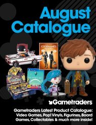 August Catalogue