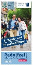 Einkaufsführer Aktionsgemeinschaft-Radolfzell 2016/2017