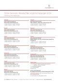 Reisekostentabelle für auswärtige Anwälte 2016 - Seite 6