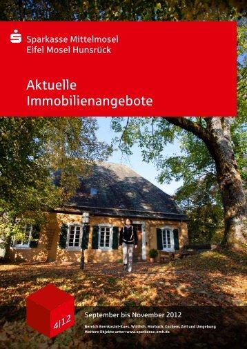 Aktuelle Immobilienangebote - Sparkasse Mittelmosel