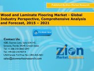 Wood and Laminate Flooring Market