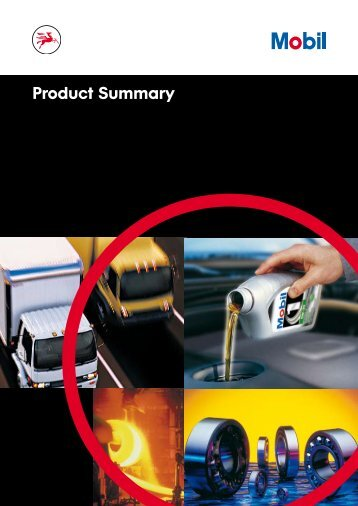 Mobil_Product Summary2008