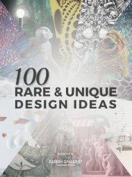 Rare and Unique Design Ideas