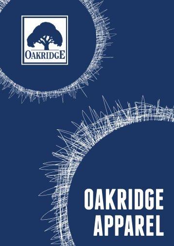 Oakridge Apparel