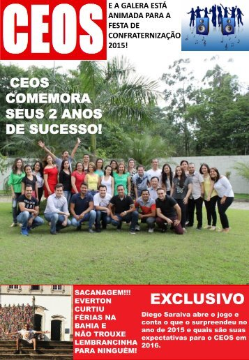 REVISTA FINAL DO ANO 2015