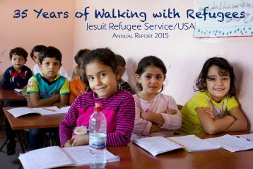 35 Years of Walking with Refugees