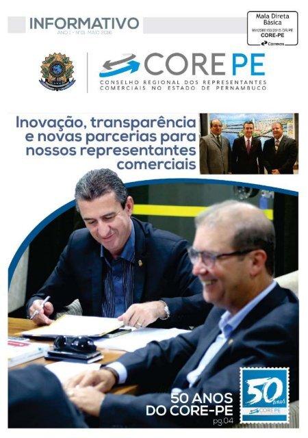 Revista CORE-PE_2016