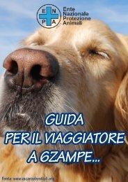 GUIDA PER IL VIAGGIATORE A 6ZAMPE..