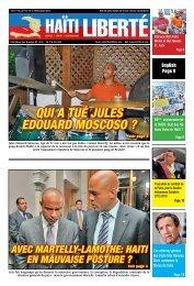 Haiti Liberte 12 Decembre 2012
