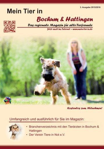 Mein Tier in Bochum & Hattingen 3. Auflage