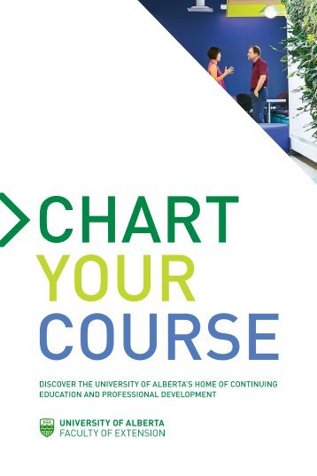 UAlberta Extension Program Guide
