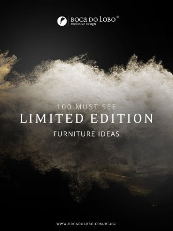 Limited Furniture Ideas