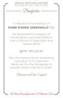 Rabbi Ronnie Greenwald Memorial Journal - Page 6