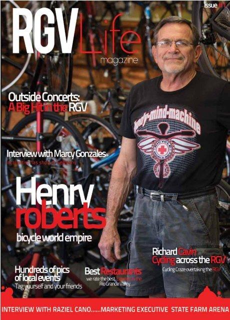 RGV LIfe Magazine Issue #1