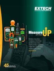 Extech catalogo 2016