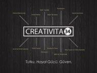 Creativita34 Katalog