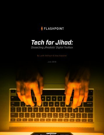 Tech for Jihad