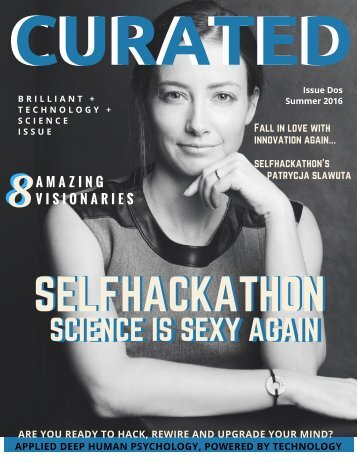 Curated Magazine - STEM Issue