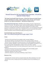 Iraq Sarqala Project Panorama - Oil and Gas Upstream Analysis Report