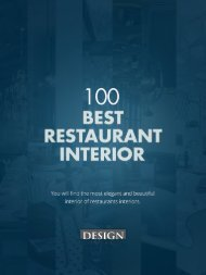 Best Restaurant Interior