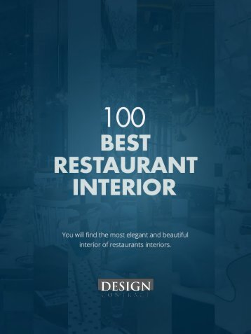 Best Restaurant Interior