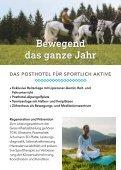 Posthotel Achenkirch Infoheft - Seite 6