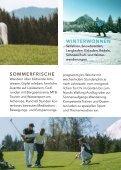 Posthotel Achenkirch Infoheft - Seite 7