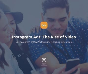 Instagram Ads The Rise of Video