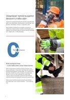 Näkyvyyttä vaativiin töihin - HighVisPro-mallisto ja henkilönsuojaimet - Page 6