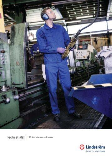 Teolliset alat - Kokonaisuus ratkaisee