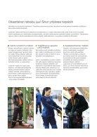 Työvaatepalvelut - Työpukeutumisen kokonaisratkaisuja - Page 6