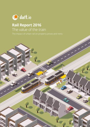 Rail Report 2016 The value of the train