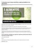Dietaryplus. 5 ALIMENTOS QUE TE HACEN MAS FELIZ - Page 2
