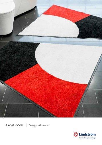 Servis rohoží - Designová kolekce