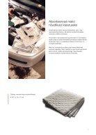Tööstuslike puhastustekstiilide teenus - Töövahendid professionaalidele - Page 5