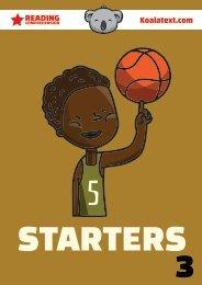 STARTERS 3