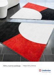 Kilimų nuomos paslauga - Interjero kilimų kolekcija