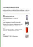 Tehnisko dvieļu serviss - Darbarīki speciālistiem - Page 6
