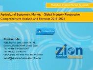 Agricultural Equipment Market