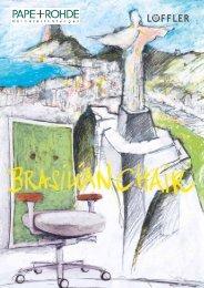 Prospekt Bürostuhl Löffler Brasilian Chair