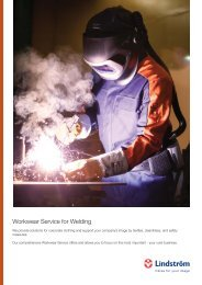 Workwear Service for Welding