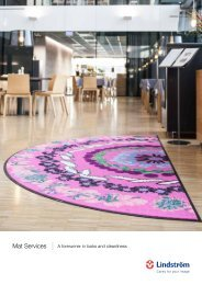 Mat Services - A forerunner in looks and cleanliness