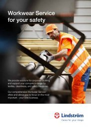 Workwear Service  for your safety