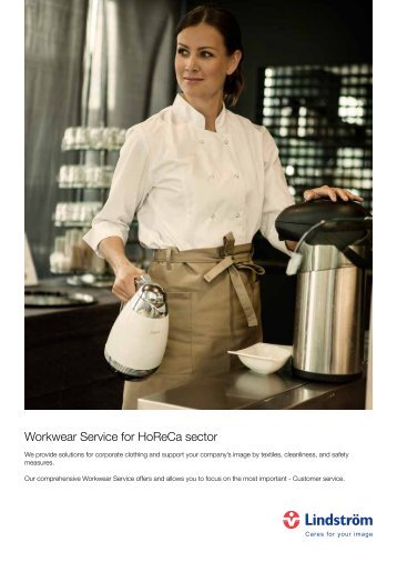 Workwear Service for HoReCa sector