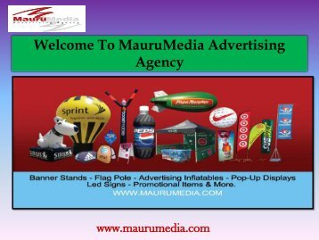 Marketing Company in Texas |Mauru Media Advertising Agency