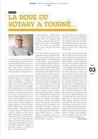 Rotary Suisse / Liechtenstein Juli-August 2016 - Seite 3